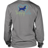 My Kids Have Paws Chihuahua Long Sleeve Tee