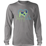 Yappy Life Frenchie Long Sleeve Tee