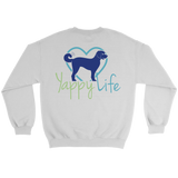 Dogs and Wine Labradoodle Crew Neck
