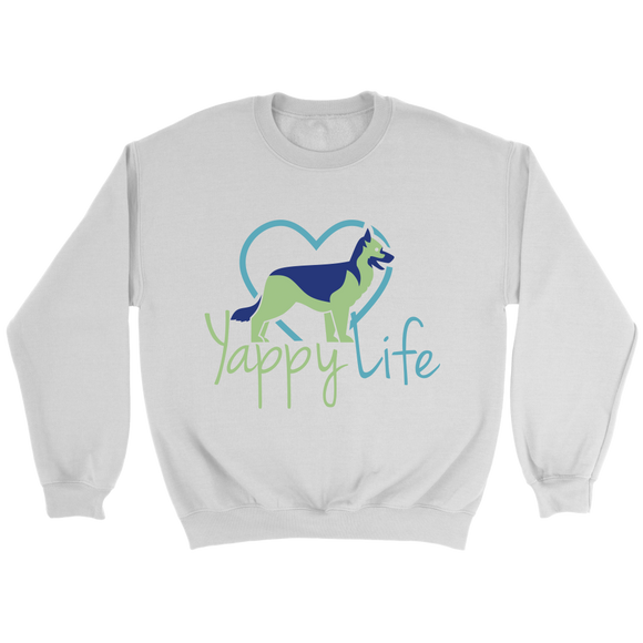 Yappy Life German Shepherd Crew Neck