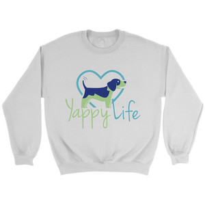Yappy Life Beagle Crew Neck