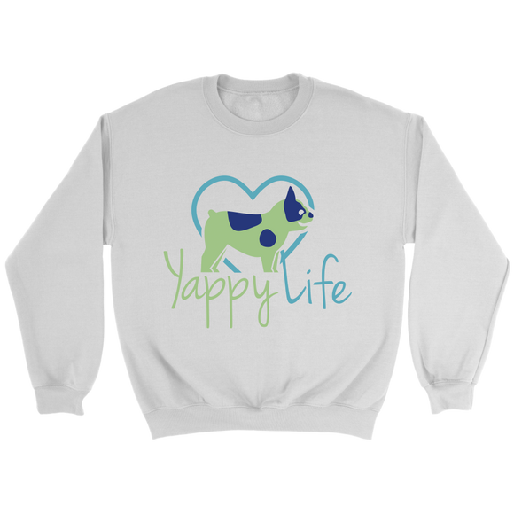 Yappy Life Frenchie Crew Neck