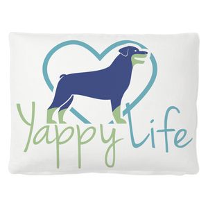 Yappy Life Rottweiler Pet Bed