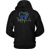 My Kids Have Paws Chihuahua Hoodie