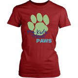 My Kids Have Paws Pitbull Tee