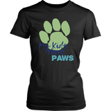 My Kids Have Paws Frenchie Tee