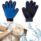 Gentle Deshedding Dog Grooming Glove