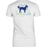 Dogs and Wine Labradoodle Tee