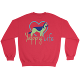 Who Rescued Who German Shepherd Crew Neck