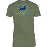 Who Rescued Who Chihuahua Tee