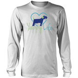 Yappy Life Long Sleeve Tee
