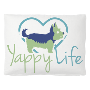 Yappy Life Yorkie Pet Bed