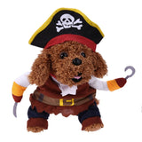 Pirate Halloween Costume for Dogs
