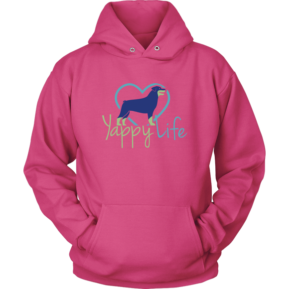 Yappy Life Rottweiler Hoodie