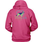 My Kids Have Paws German Shepherd Hoodie
