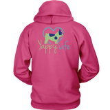 Dog Walking is My Cardio Frenchie Hoodie
