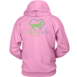 A House Is Not a Home Without a Dog Golden Retriever Hoodie