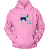Yappy Life Border Collie Hoodie