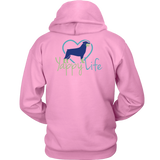 Coffee and Dogs Rottweiler Hoodie