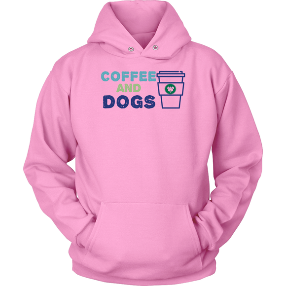 Coffee and Dogs Chihuahua Hoodie