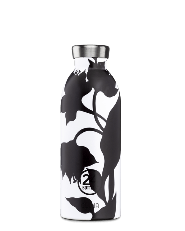 24Bottles Clima Bottle 500 ml termosz, Black Dahlia