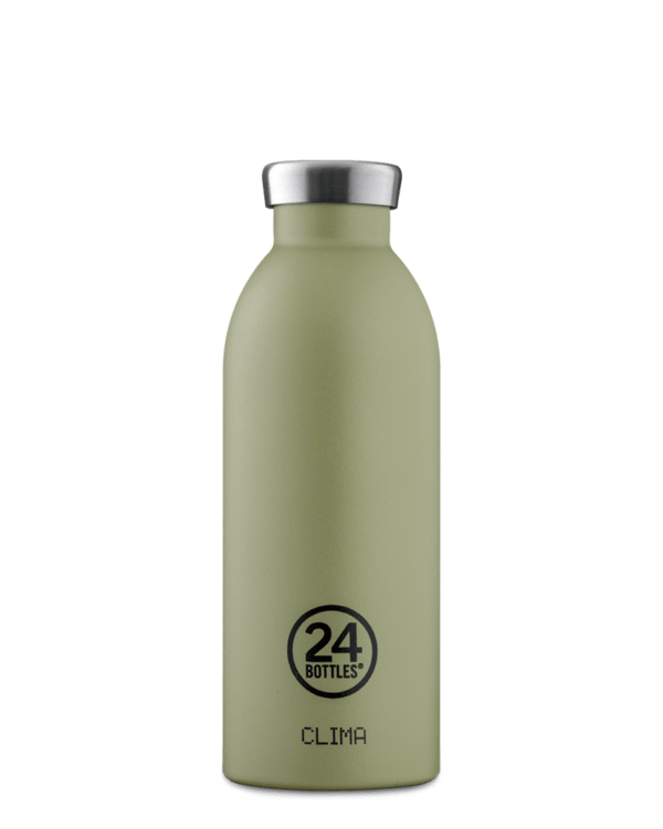 24Bottles Clima Bottle 500 ml termosz, Sage
