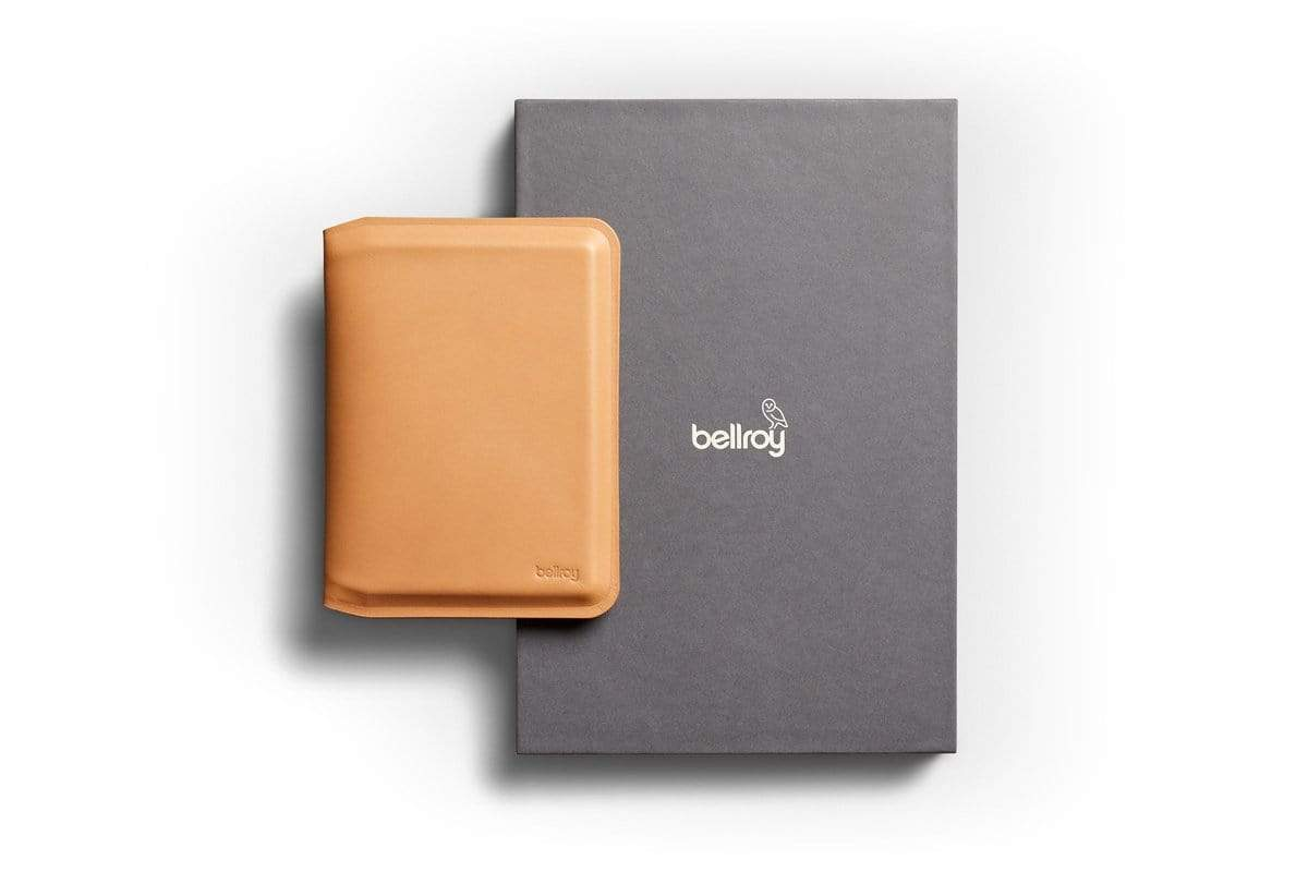 Bellroy Apex Passport Cover - Tan