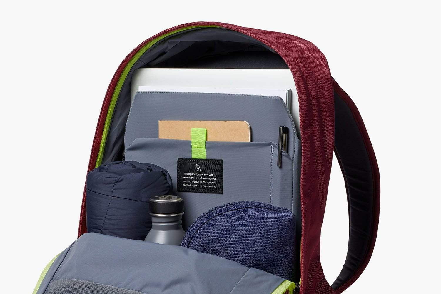 Bellroy Classic Backpack 2nd Edition - Neon Cabernet
