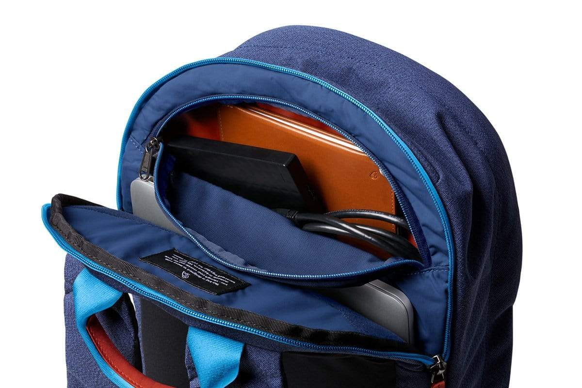 Bellroy Classic Backpack Plus - Blue Neon