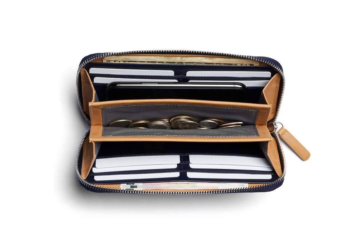 Bellroy Folio - Navy