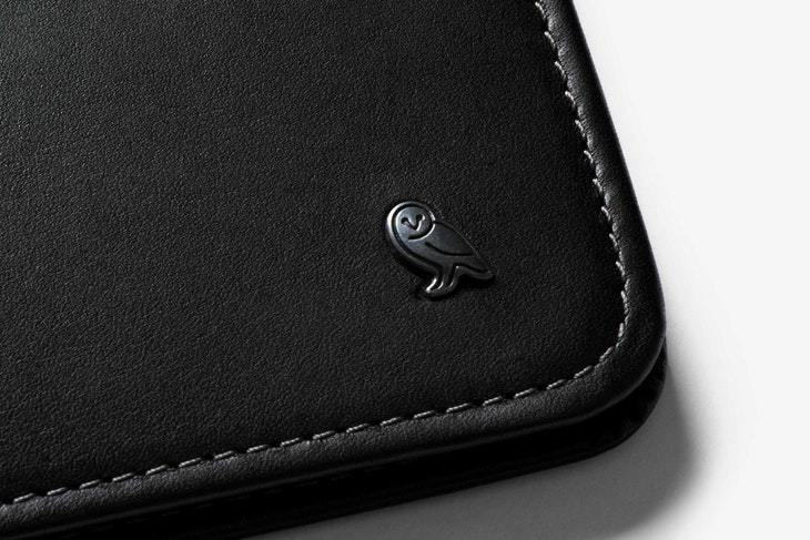 Bellroy Hide & Seek HI - Black-RFID