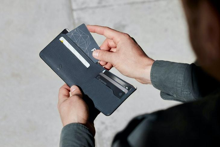 Bellroy Hide & Seek Premium HI - Black
