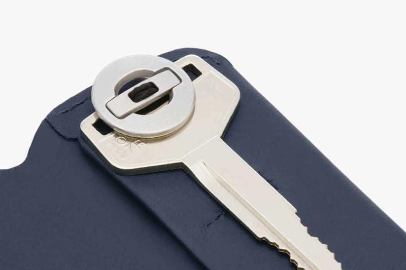 Bellroy Key Cover kulcstartó standard - blue steel