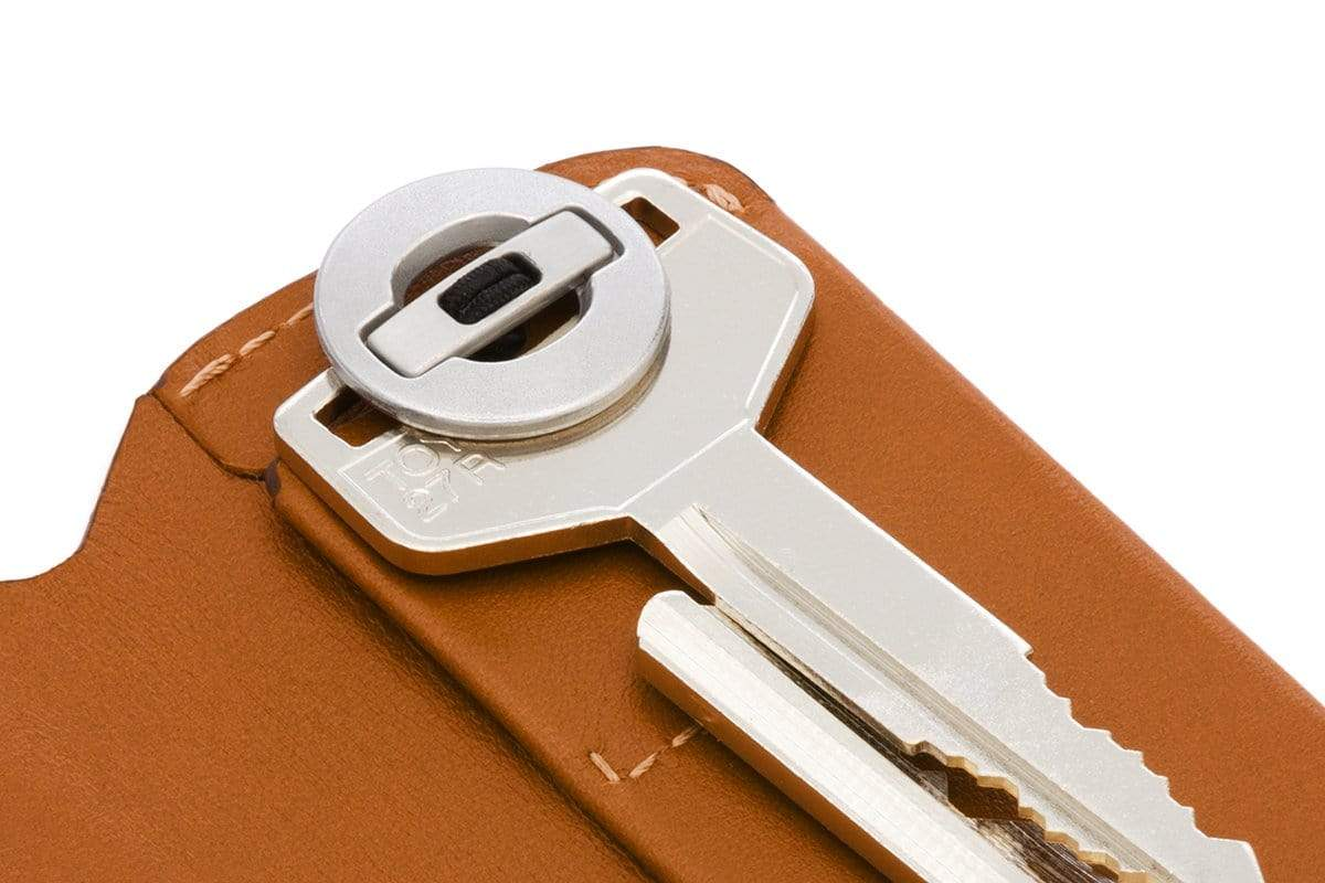 Bellroy Key Cover Plus (2nd Edition) - Caramel