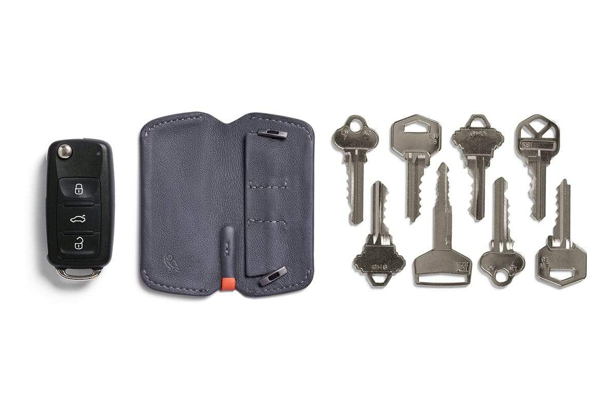 Bellroy Key Cover Plus (2nd Edition) - Graphite