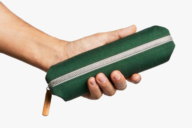 Bellroy Pencil Case (New) - Forest