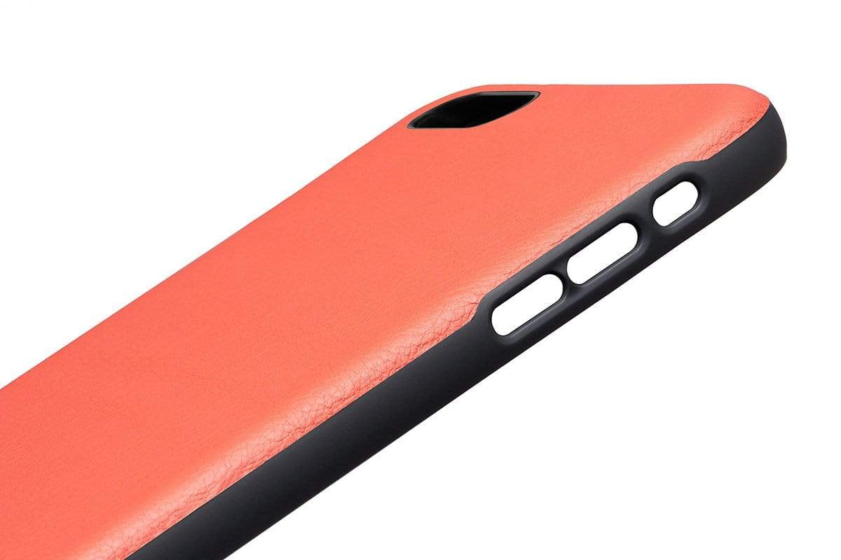 Bellroy Phone Case - 0 card iPhone SE - Coral
