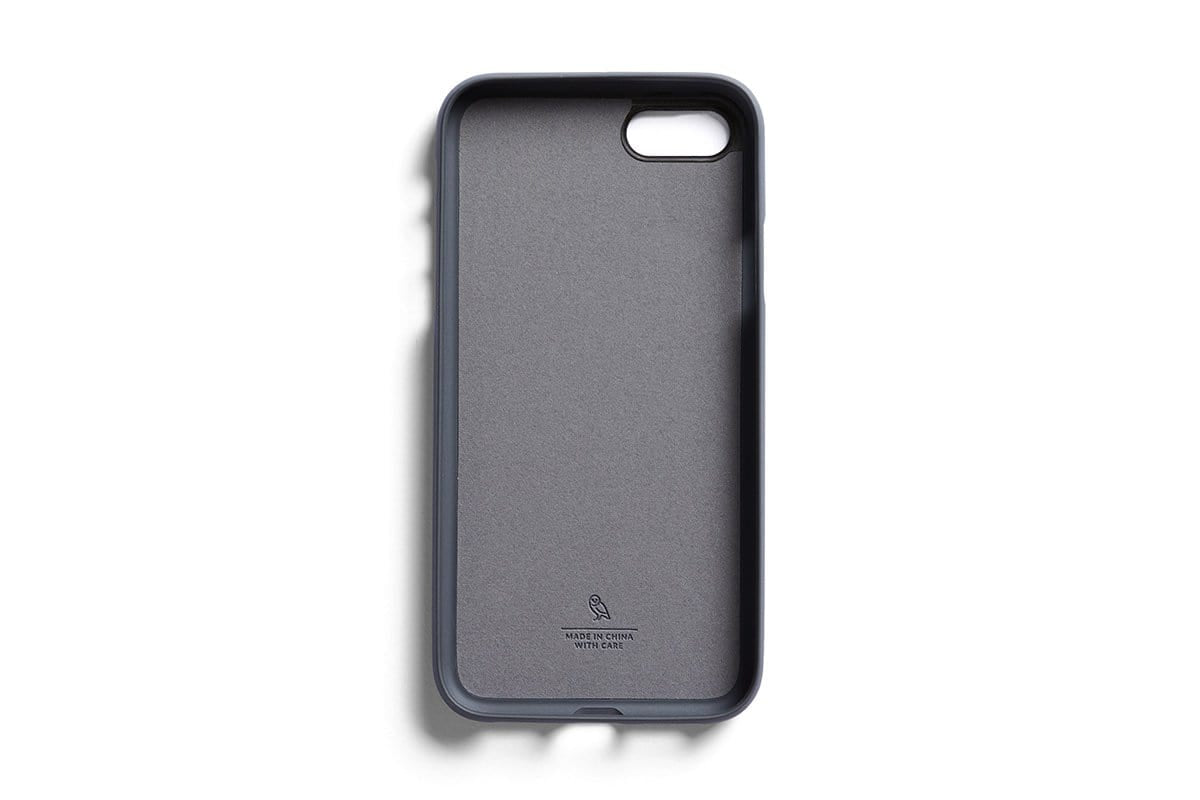 Bellroy Phone Case - 0 card iPhone SE - Racing Green