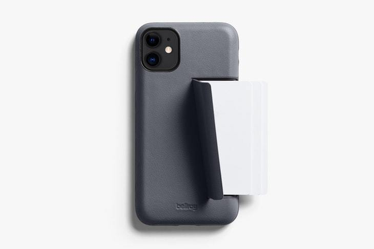 "Bellroy Phone Case - 3 card iPhone 11 (6.1"") - Graphite"