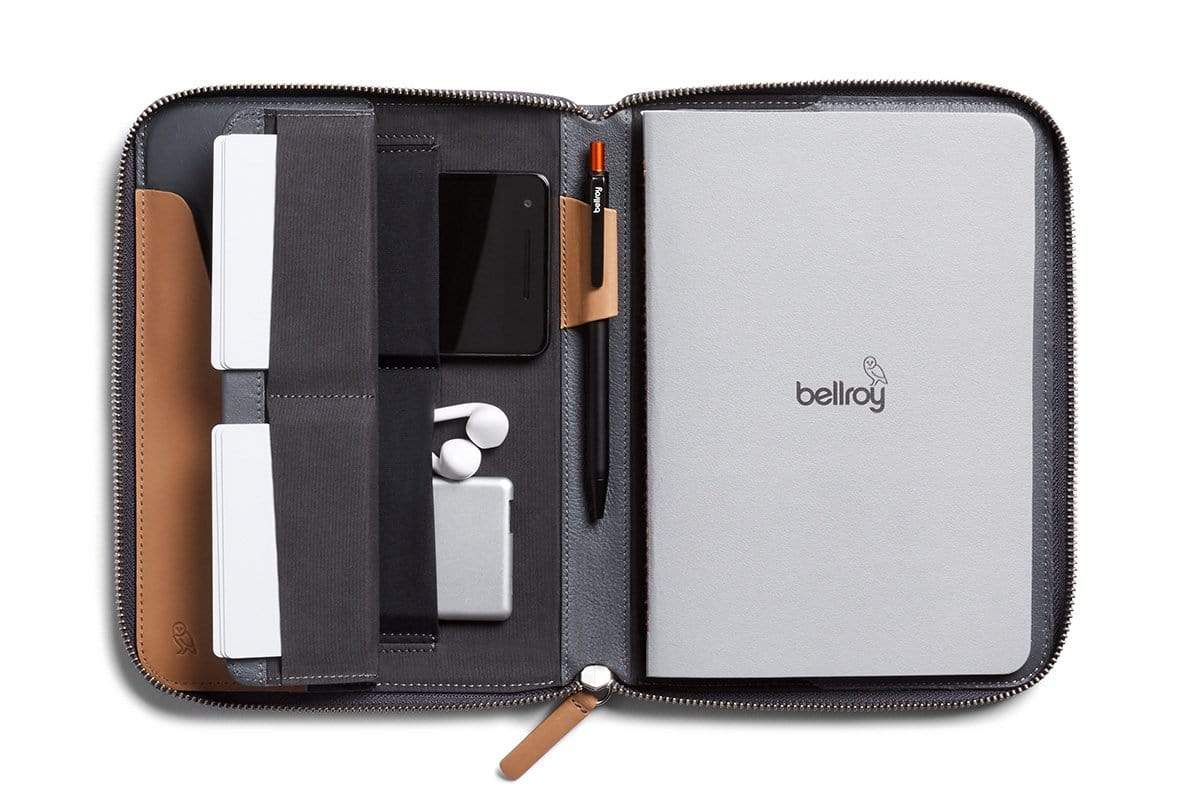 Bellroy Work Folio A5 - Graphite