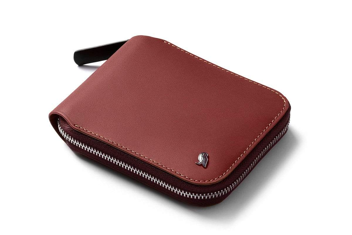 Bellroy Zip Wallet - RedEarth