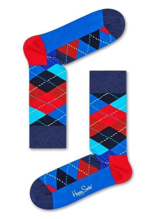 Happy Socks Argyle zokni