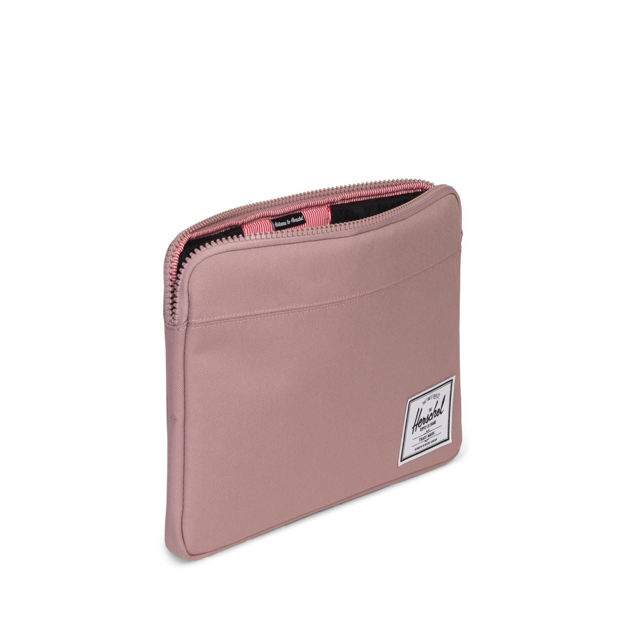 Herschel Anchor Sleeve for new 13 inch MacBook Ash Rose tok