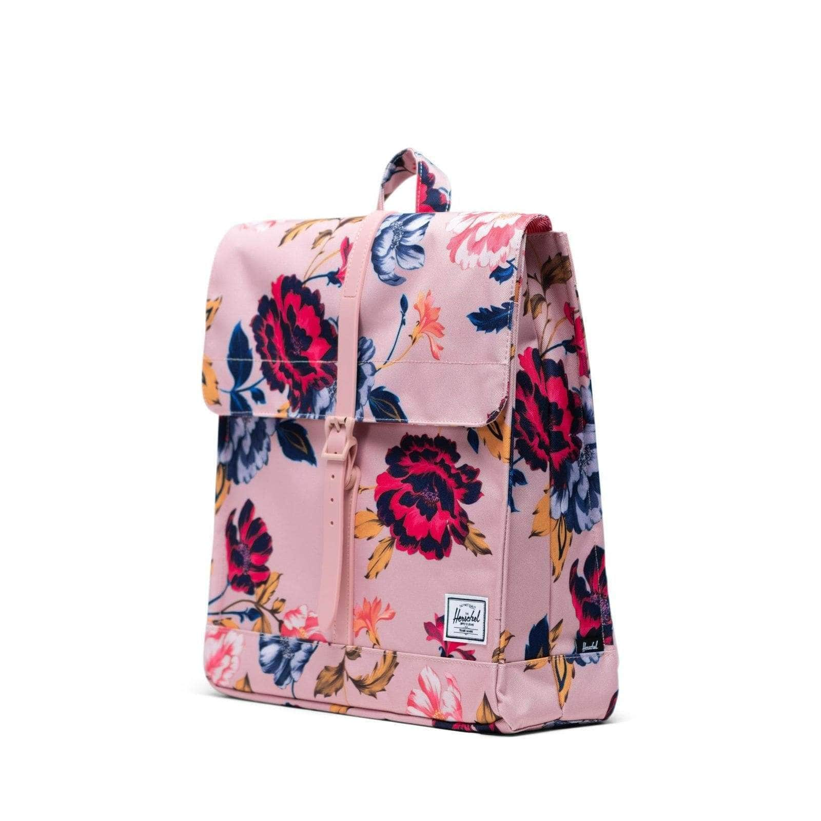 Herschel City Mid-Volume Winter Flora hátizsák