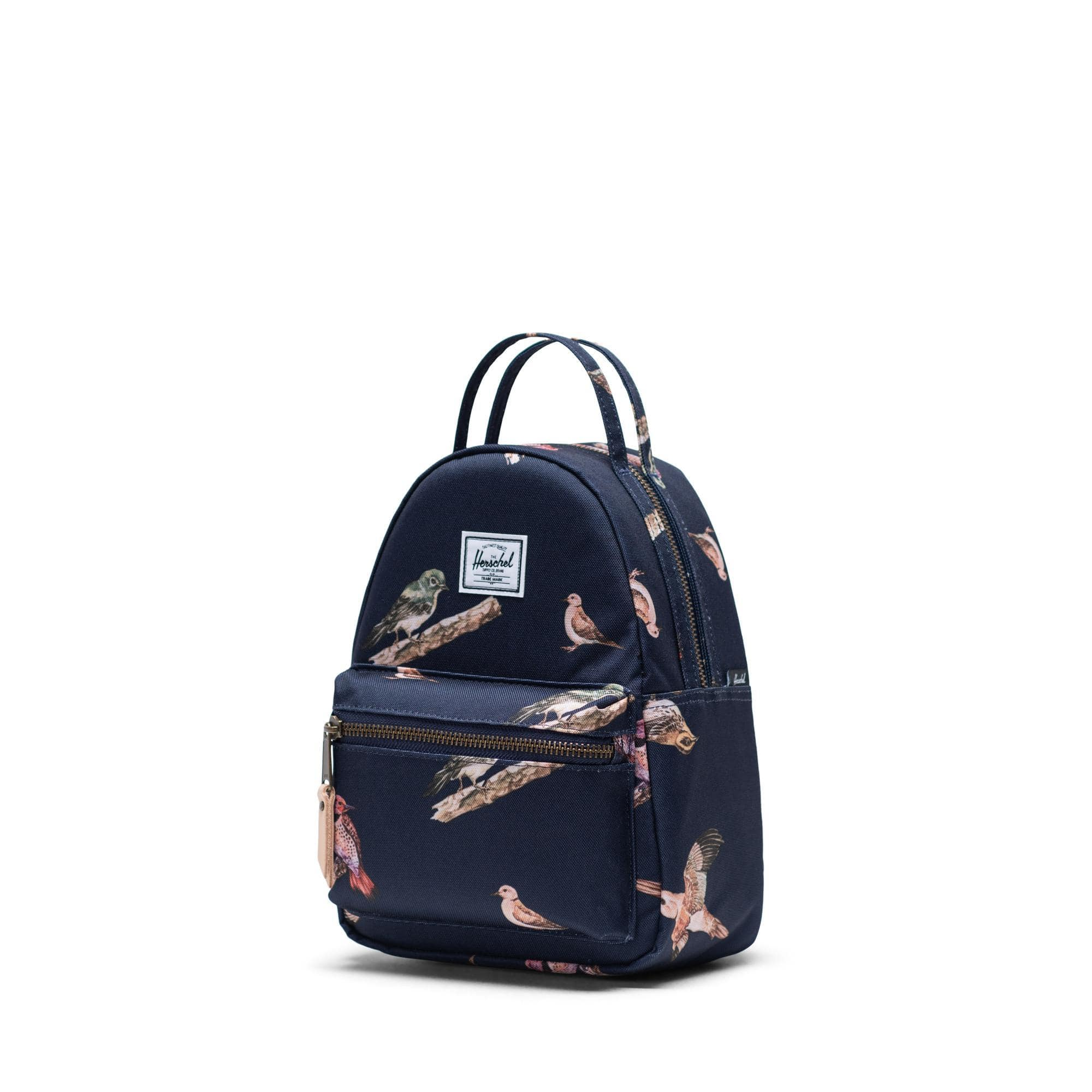 Herschel Nova Mini Birds Of Herschel Peacoat Birds hátizsák