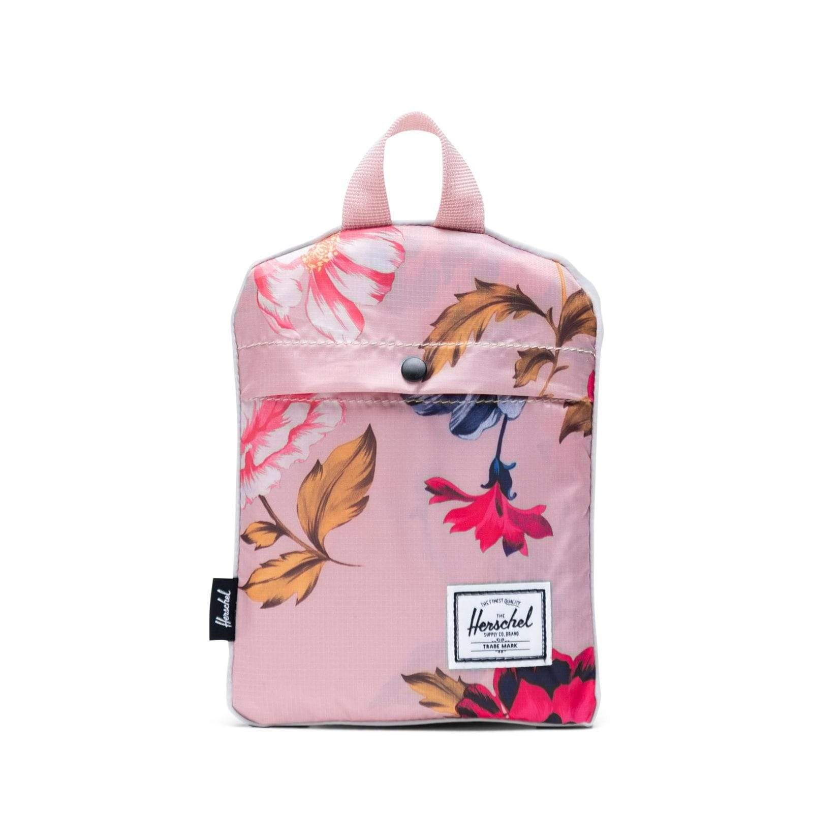 Herschel Packable Duffle Winter Floral duffle