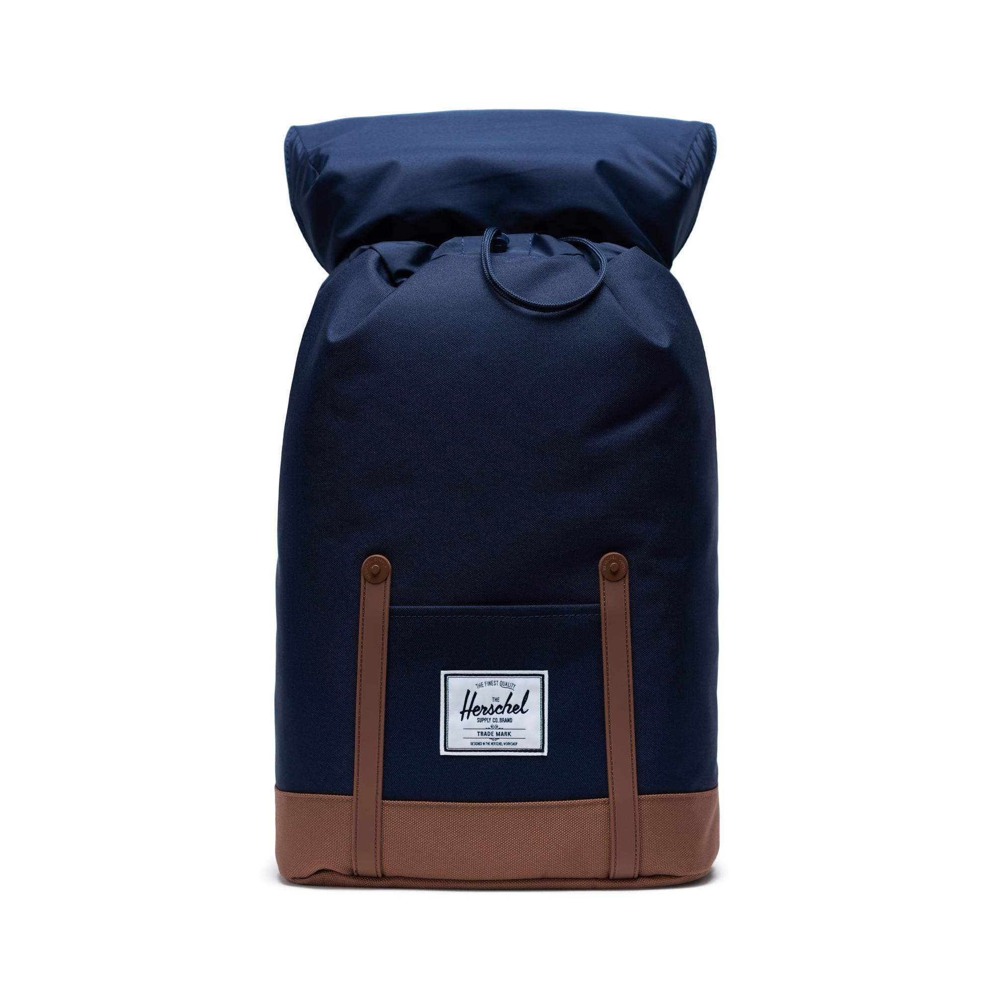 Herschel Retreat Peacoat/Saddle Brown Hátizsák