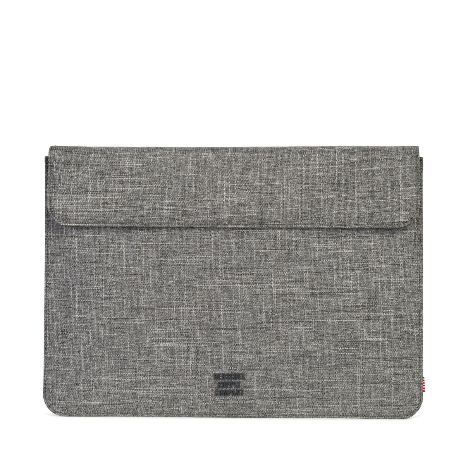 Herschel Spokane Sleeve for 15 inch MacBook Raven Crosshatch Laptoptartó