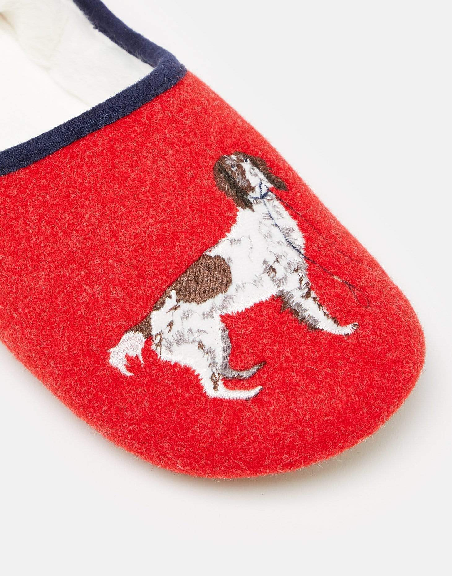 Joules Slippet Red Walkies női papucs