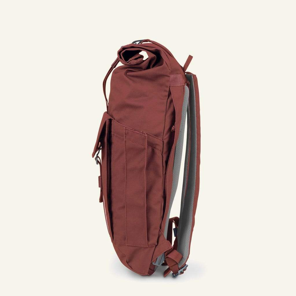 Millican Smith the Roll Pack 15L - With Pockets - Rust
